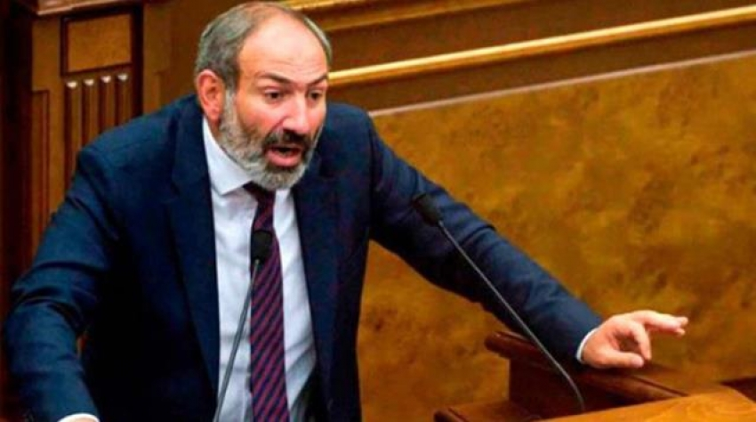 """Sarkisyan, orduyu bana karşı harekete geçirdi"""