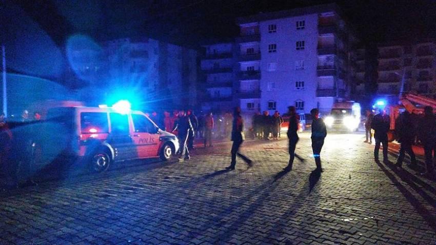 Viranşehir'de patlama: 1 ölü 15 yaralı