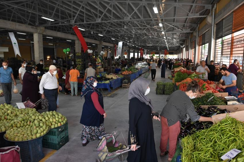 Osmangazi'de pazarlar yeniden eski günlerinde kurulacak