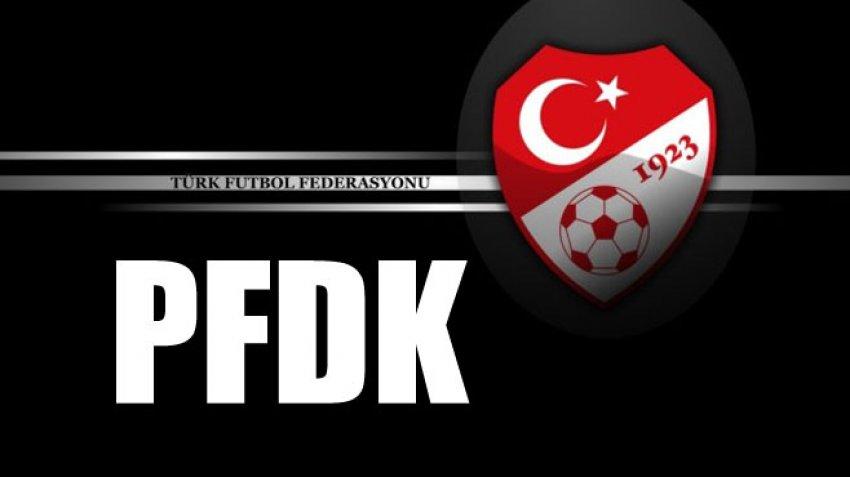 PFDK Kararları - 05.05.2015