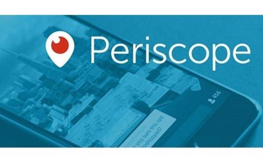 Periscope'un adı değişti!