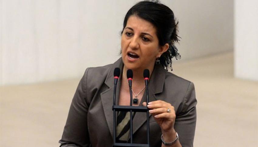 Meclis'te ilk kez bir HDP'li...