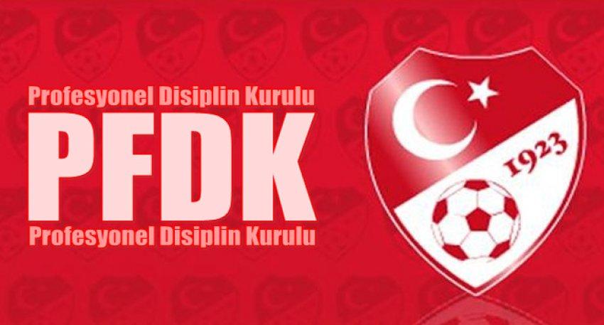 PFDK Bursaspor'u yine boş geçmedi
