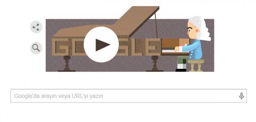 Google'dan sürpriz doodle