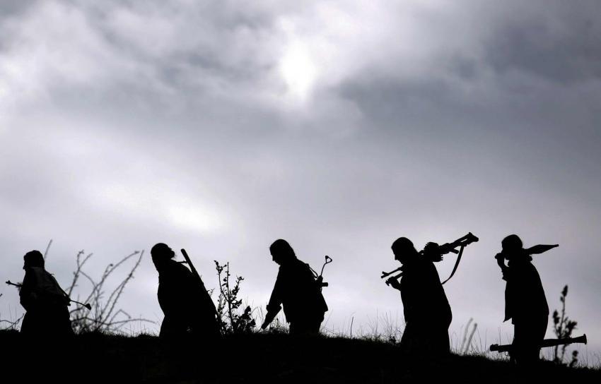 PKK'ya eleman götüren kurye yakalandı