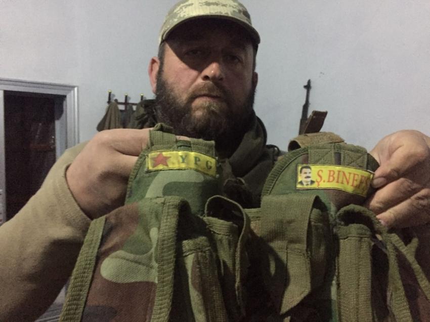 Afrin'de her taşın altından PKK çıkıyor