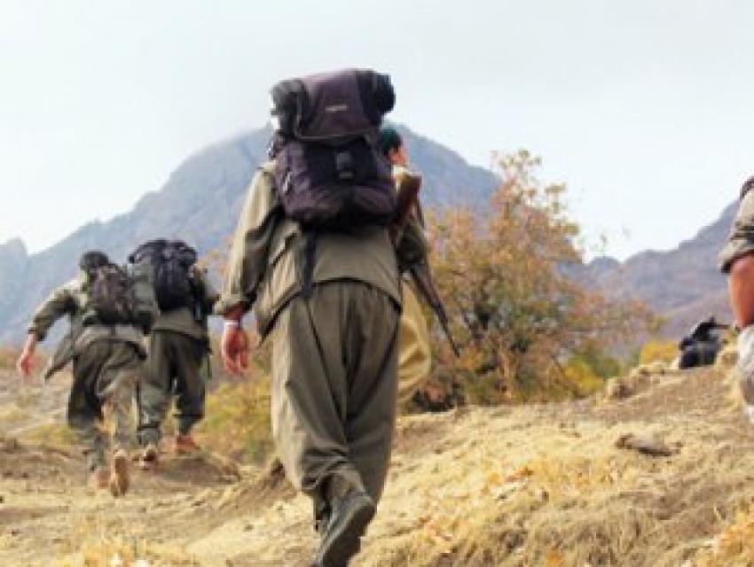 TSK: PKK 5 kişiyi kaçırdı