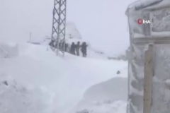 PKK'lı teröristin öldürülme anı kameralarda