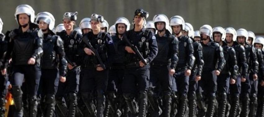 Doğu'ya binlerce polis gönderiliyor