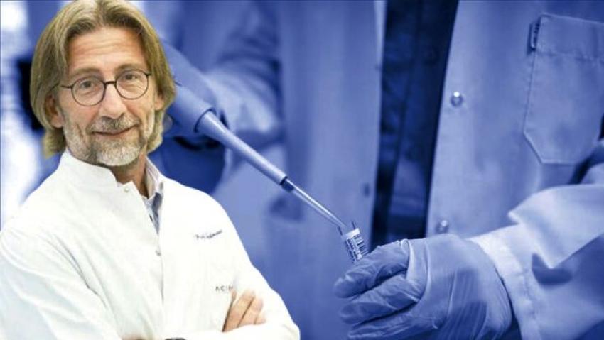 Prof. Dr. Ercüment Ovalı: Koronavirüsü etkisiz hale getirdik!