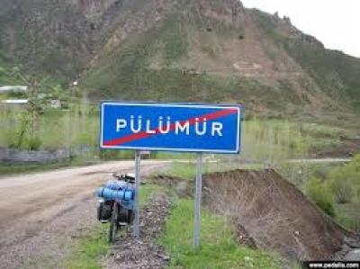 Tunceli-Pülümür Karayolunda tır ve kamyonların geçişlerine kısıtlama