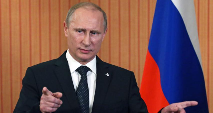 Ve Rusya da silahını  çekti! Tam 1 yıl...