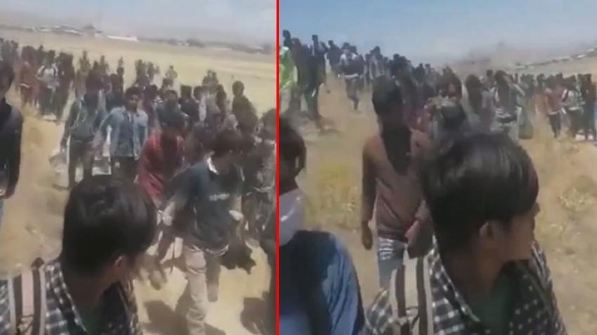 İYİ Partili İlay Aksoy'un paylaştığı Afgan mültecilerle ilgili video sosyal medyada gündem oldu