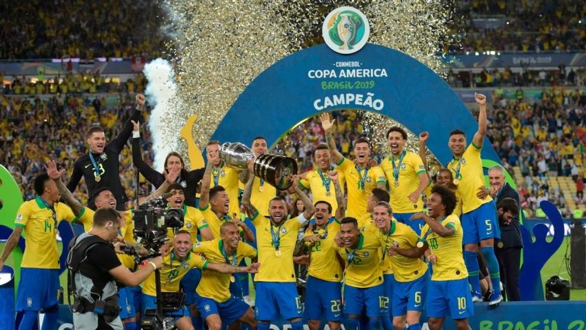 Copa America Brezilya'nın
