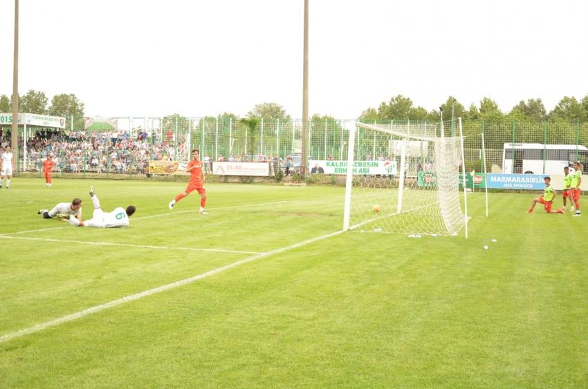 Bursaspor U-21 Şampiyonluk günü