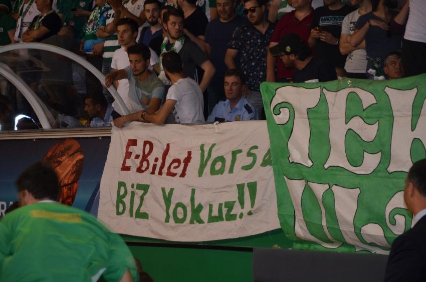 Bursaspor Basketbol Takımı TBL'de