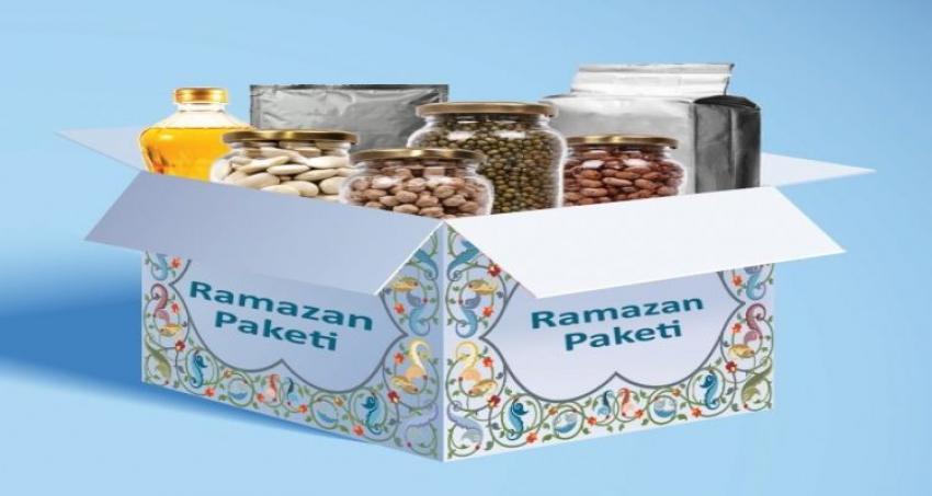 Bu derneğin ramazan ayı erzak paketi 70 liradan satılıyor
