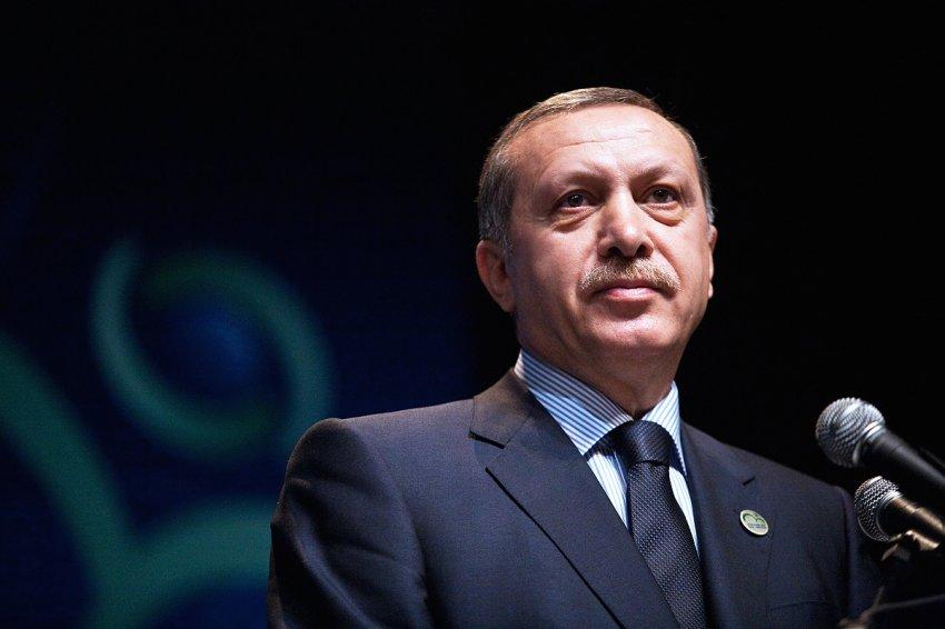 Erdoğan'dan taziye mesajı