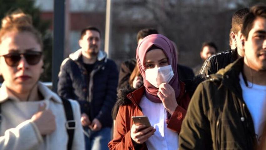 9 kentimizde korkutan virüs rakamları