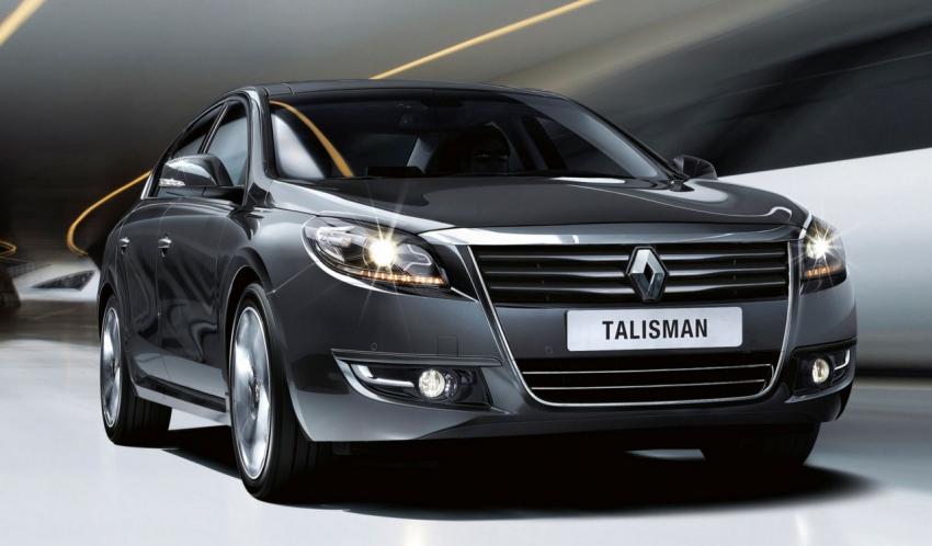 İşte Renault Talisman