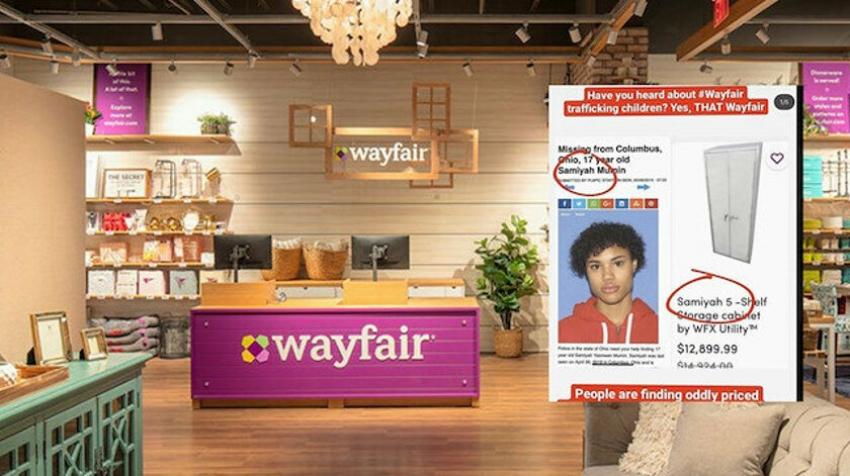 Dünyanın konuştuğu Wayfair Skandalı'na tepkiler çığ gibi büyüyor!