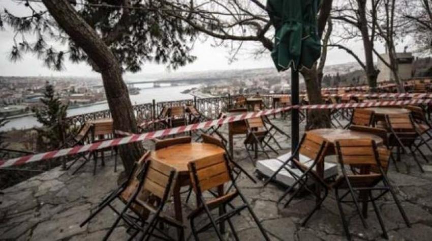 Restoran ve kafe sahipleri 1 Mart'ı bekliyor