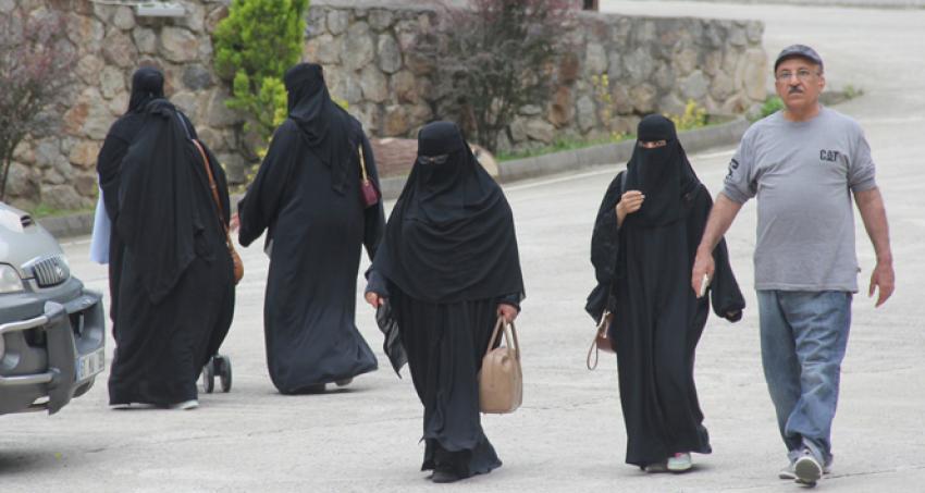 Rize'ye Arap turist akını
