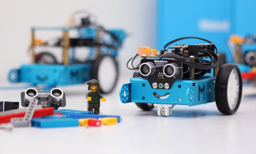 BUSMEK'te robotik uygulama eğitimleri başlıyor