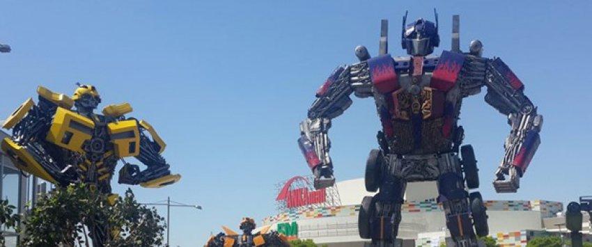 Ankara'nın robotla imtihanı