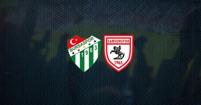 Hazırlık Maçı: Bursaspor:1-2 Samsunspor