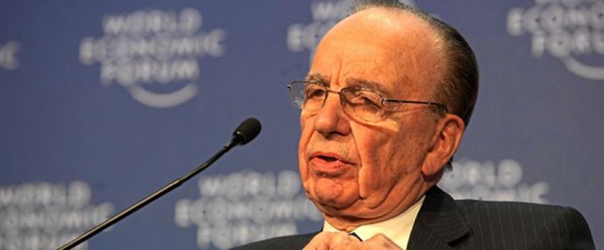Murdoch CEO'luk görevinden ayrıldı