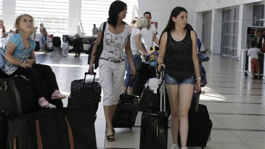 """Rus turistler """"Yeniden Türkiye"""" dedi"""