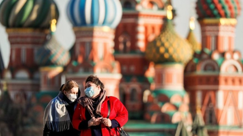 Rusya'da virüs kabusu sürüyor