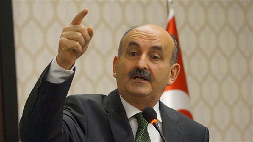 Bakan Müezzinoğlu Bursa'da konuştu