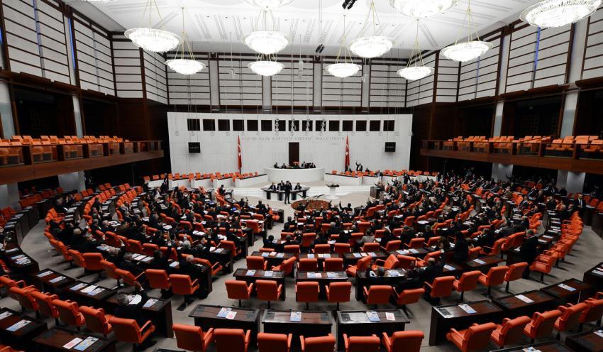 Meclis'te büyük kriz