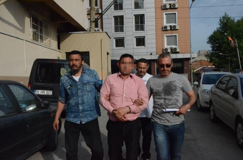 O saldırgan Bursa'ya getirildi!