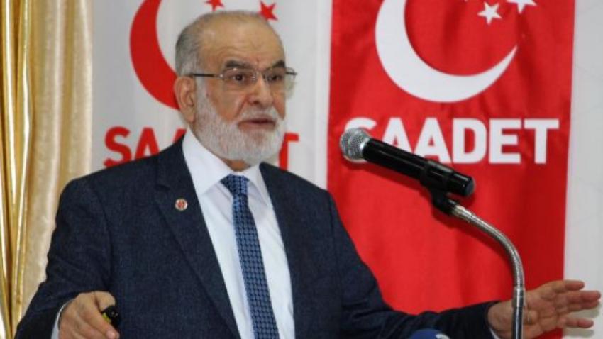 SP Lideri Karamollaoğlu: 'NATO gerçek yüzünü göstermiştir'