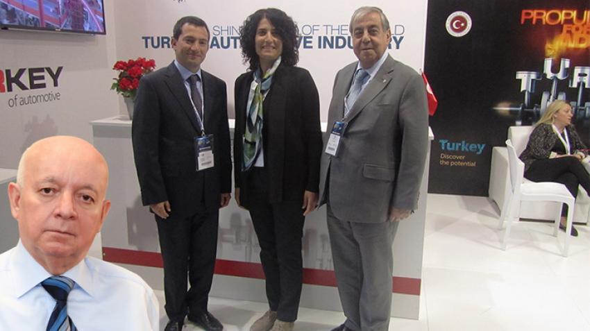 Türkiye, 'Autopromotec 2015 Fuarı'nın onur konuğu