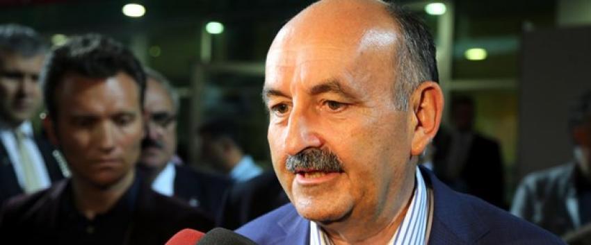 Müezzinoğlu'dan koalisyon açıklaması