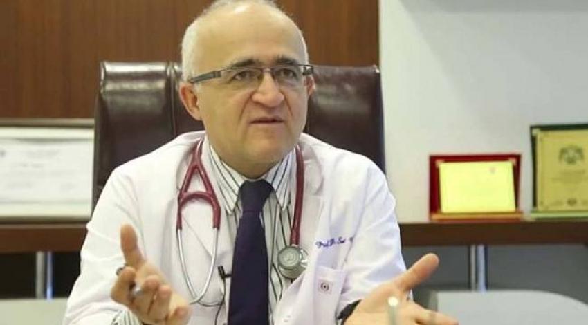 Cerrahpaşa Dekanı Sait Gönen'den uyarı