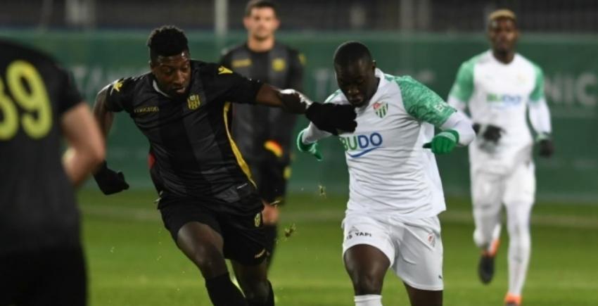 Bursaspor 0-4 Yeni Malatyaspor