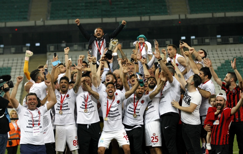 Fatih Karagümrük, Spor Toto 1'inci Lig'de