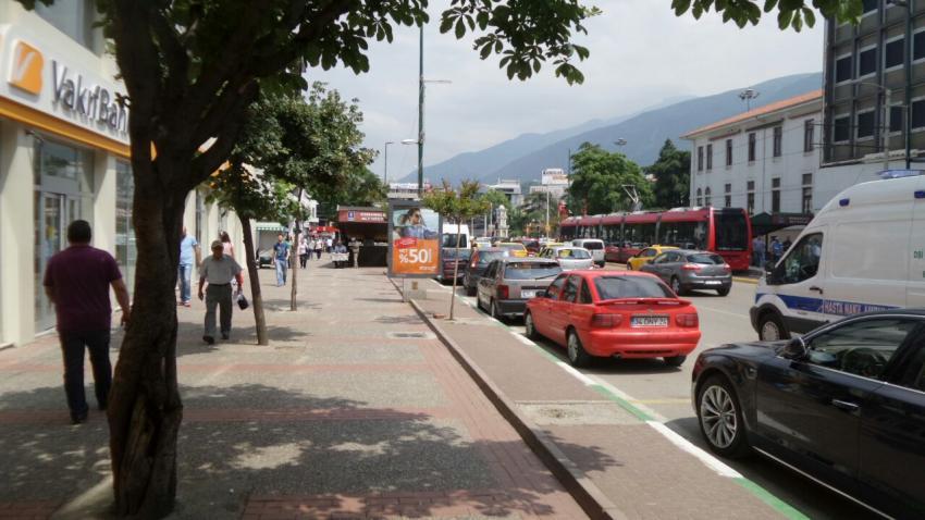 Ramazanın ilk günü Bursa sokakları ne hale geldi!