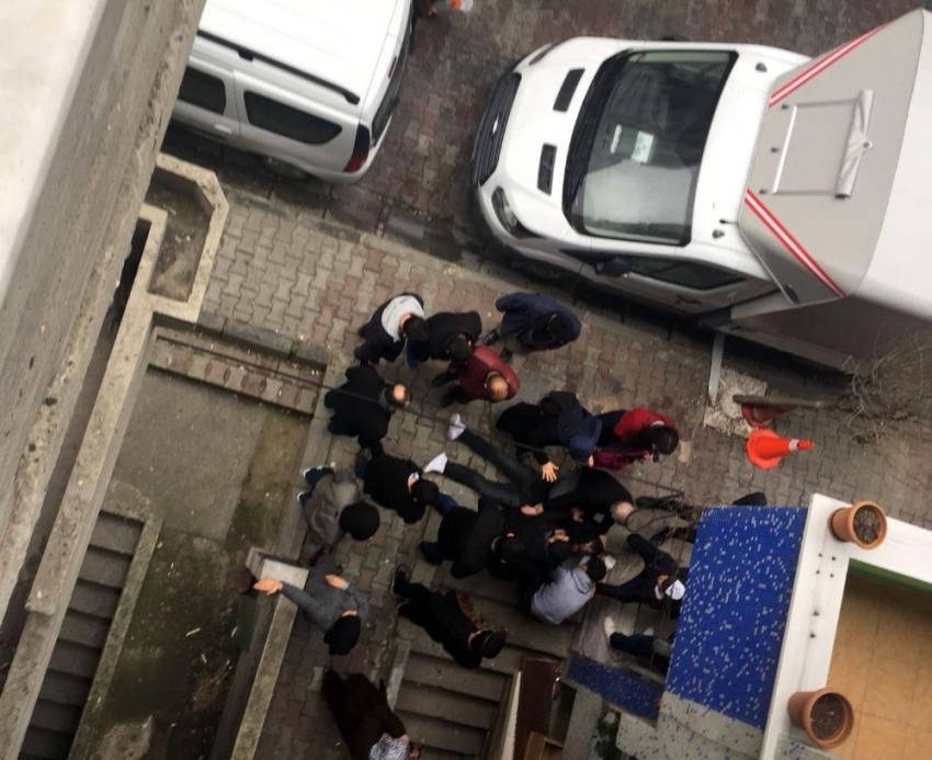 Silahlı saldırgana özel harekat polisli operasyon