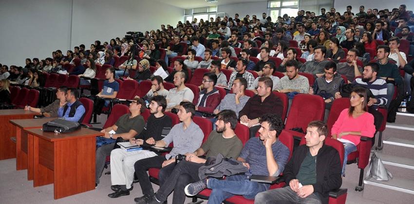UÜ'de mühendis adaylarına kalite sistemleri eğitimi