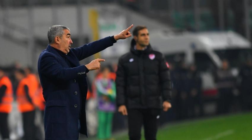 """Aybaba """"Biz penaltı atmayı beceremiyoruz"""""""