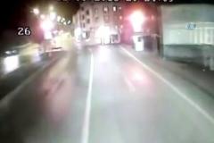 Samsun'da 2 kişinin öldüğü kaza kamerada