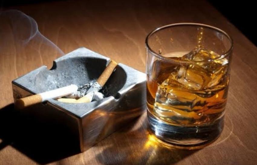 Dünya Sağlık Örgütü: Alkol ve sigarayı bırakın