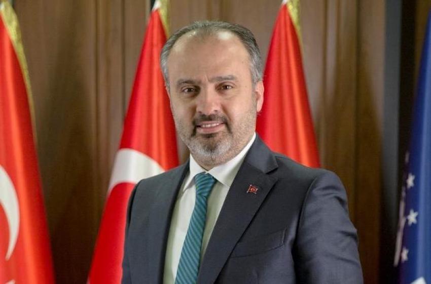 Bursa Büyükşehir Belediye Başkanı Aktaş, virüse yakalandı