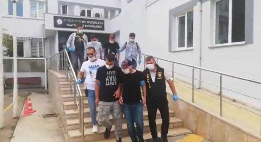 Bursa'da travesti ile anlaşan adam hamama götürülerek...